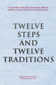 Twelve steps and twelve traditions book